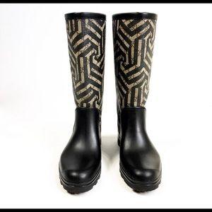 Gucci Caleido Rain Boots